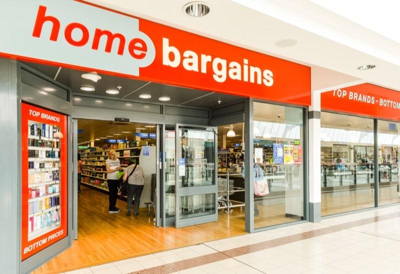 Home Bargains Middleton Grange Shopping Centre